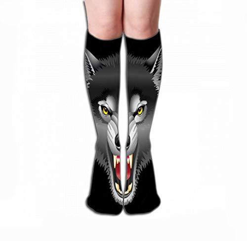 Socks Women Knee high or Men - Best Stockings for Running, Medical,19.7