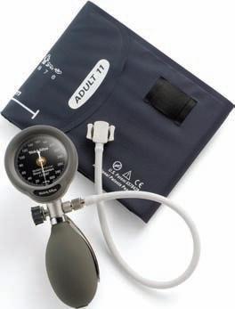 Welch Allyn Durashock DS56 Black, Single Tube Blood Pressure Monitor from Welch Allyn