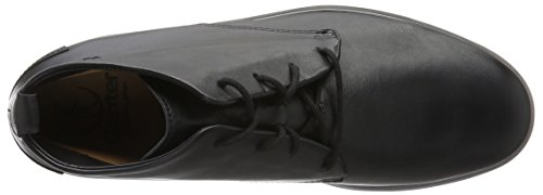 Ganter Mens Giacomo Winter-g Stivaletti Neri (nero 0100)
