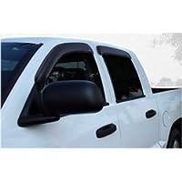 Auto Ventshade 94656 05-07 Dodge Dakota Quad Cab Ventvisors
