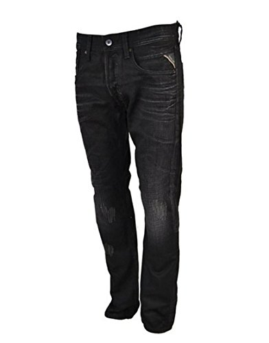 Replay -  Jeans  - Uomo Black 90