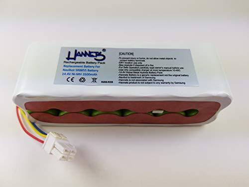 Hannets-Batería para Samsung Navibot SR8845, SR8855, SR8848, SR8895, SR8990, VCR8845, VCR8855, VCR8895