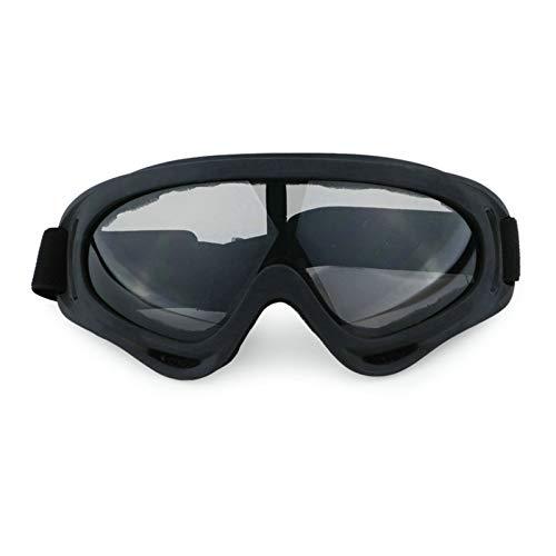 Aeici Sportbrille TPU+PC Sonnenbrille Sport Polarisiert Damen Sportbrille Winddicht Grau