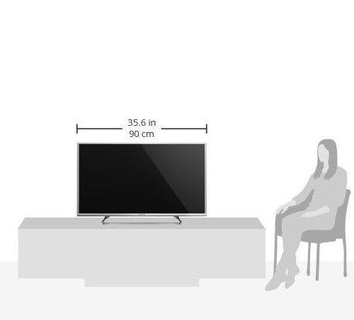 Panasonic TX-40DSW504S Viera 100 cm (40 Zoll) Fernseher (Full HD, 400 Hz BMR, Quattro Tuner, Smart TV) - 6