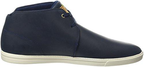 Timberland Herren Newmarket_Newmarket_Fulk LP Mid Chukka Boots Blau (Black Iris Saddleback Full Grain)