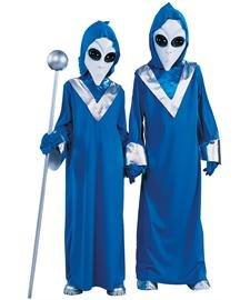 Fun World Costumes Kinderkostüm komplett (Alien Kostüm Kind Komplettes)