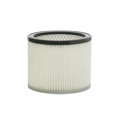 KaminoFlam Ersatzfilter für Aschesauger mit Motor - Aschefilter für Kaminstaubsauger - Ersatz Kaminsauger Filter - Asche Staubsauger Filter für Kamin