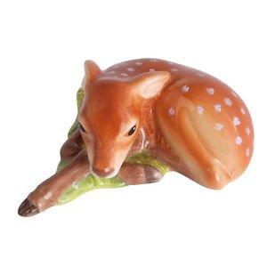 John Beswick JBWM5 Wildlife Ornament Figure Roe Fawn