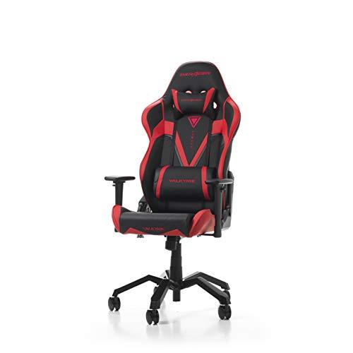 DXracer GC-V03-NR-B1 Chaise de Jeu Noir/Rouge