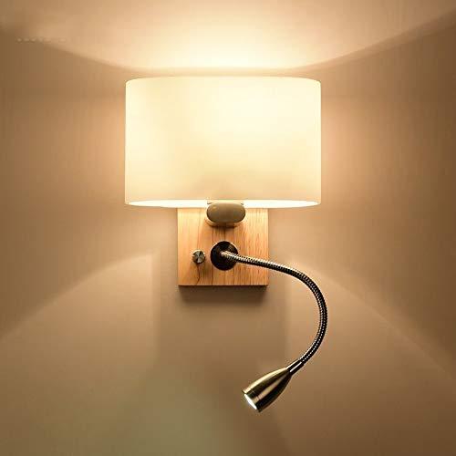 AXWT Lámpara de pared de luz de pared interior Moderna Simple Creativa...