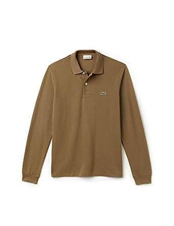 bc0814a7ba4 Lacoste Men s Polo Shirt Beige in Size 6   XL  Amazon.fr  Vêtements ...