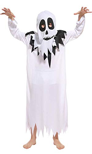 XGNL Halloween Cosplay Kinder Maske Tanz Show Kleidung,XL