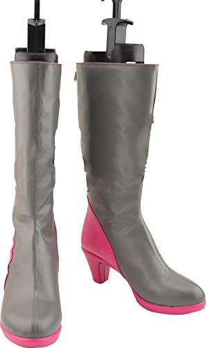 GSFDHDJS Cosplay Stiefel Schuhe for Kantai Collection Shimakaze (Shimakaze Cosplay Kostüm)