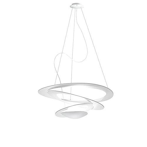 Artemide Pirce Mini Lampe à suspension LED 44 W, Blanc