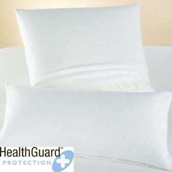 Antiallergischer Feinflanell - Schutzbezug für Decken und Kissen von Dormisette --antibakteriell-- / Material: 100% Baumwolle / ACHTUNG: Es handelt sich um einen BEZUG!!