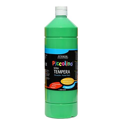 Piccolino Ready Mix Schultempera Farbe Grün 1000 ml