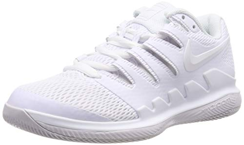 official photos 75a05 c3b23 Nike Wmns Air Zoom Vapor X HC Scarpe da Tennis Donna, Multicolore White/Vast