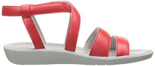 Clarks Cloudsteppers Sillian Spade Sandal red