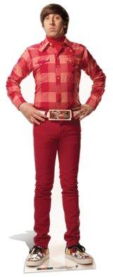 Pappaufsteller Howard Wolowitz - The Big Bang Theory Aufsteller Standup Figur Kinoaufsteller Pappfigur Cardboard Lebensgroß Life-Size Standup