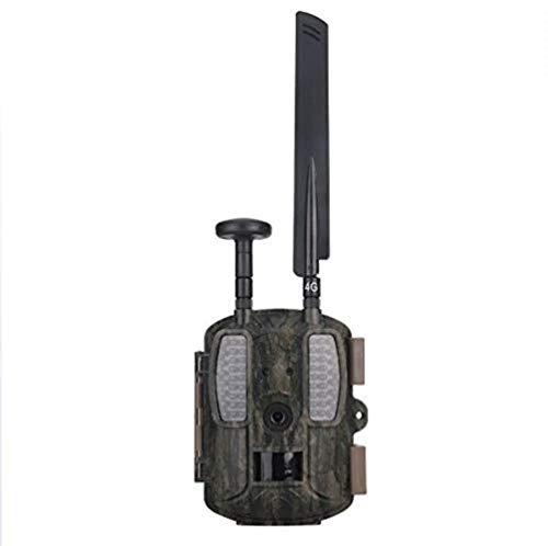 SuRose Wildlife Camera Trap 4G Jagd Kamera Fernüberwachung Infrarot Nachtsicht Bewegungserkennung mit GPS 12 Millionen HD 1080 P 12MP Outdoor IP66 Wasserdicht -