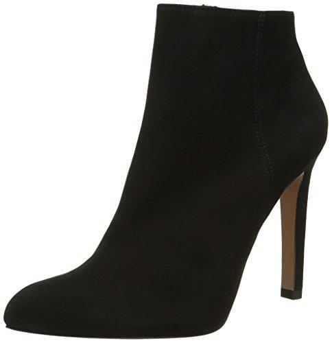 Pura LopezAJ499B - Stivali Donna , Nero (Black (nero)), 39
