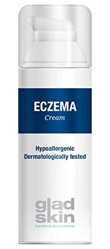 Gladskin Eczema Creme 30ml - reduziert Juckreiz und Reizungen, beugt Entzündungen vor