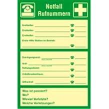 Suchergebnis auf Amazon.de für: Notfallnummern
