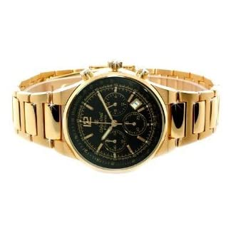 Oskar Emil Phoenix Gold Black Phoenix black – Reloj para mujeres