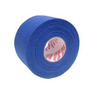 M-Tape Coloured Athletic Tape - Blue (Royal),