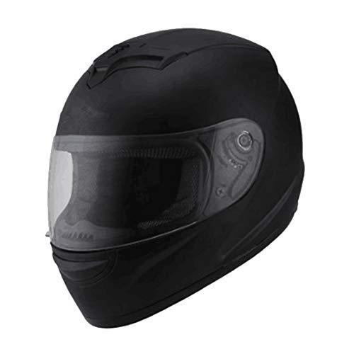 rsal Integralhelme Winter Warme Vollverkleidung Motocross Helm Farbe Objektiv Uv Schutz Outdoor Mountain Road Motorrad Helm Geschenk ()
