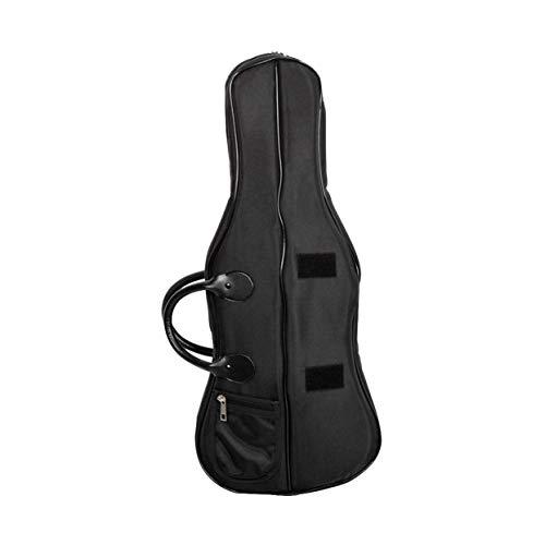 Tree-on-Life Bolsa de Mano Duradera para violín Estuche Blando Caja de Almacenamiento Impermeable Oxford Instrumento de música para violín Accesorio
