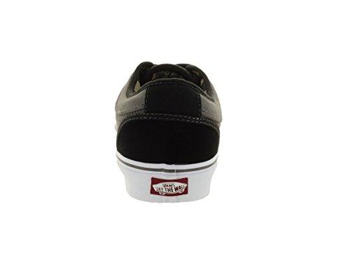 Vans  Chukka Low,  Herren Sneakers (herringbone) black/pewte