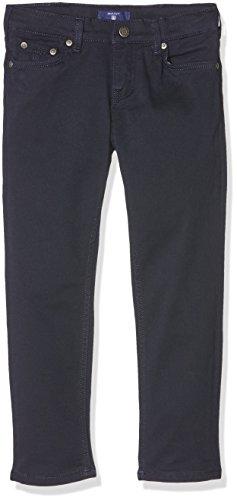 Gant Regular Twill Jean, Bambino, Blu (Marine), 9-10 Anni