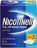 Nicotinell® 17,5 mg 24-Stunden-Pflaster (leicht)