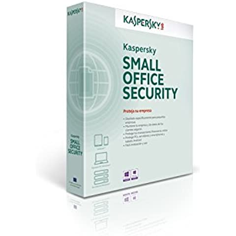 HP Kaspersky Small Office Security - Seguridad y antivirus (Original Equipment Manufacturer (OEM), 1 usuario(s), 3 Año(s), 500 MB, 2048 MB,