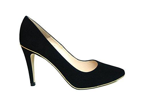 Gennia RITACERCO - Scarpes col tacco, Camoscio nero, taglia 43