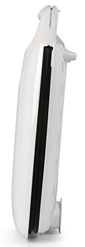 319YX5GMnlL - Domo DO9064C Sandwich Maker, 1800 W, White