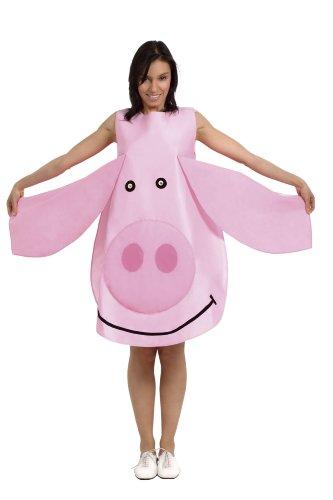 Imagen de cesar  disfraz de cerdo para adultos, talla única