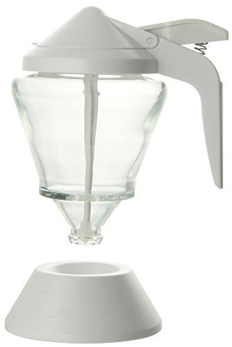 Fackelmann SBBox   Dispensador de mil, cristal (14 cm)