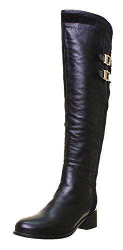 Damen Stiefel & Stiefeletten, Schwarz - schwarz - Größe: 42 ()