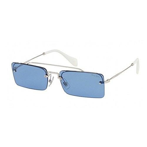 Sonnenbrille Miu MU 59 TS 1BC2J1 SILVER