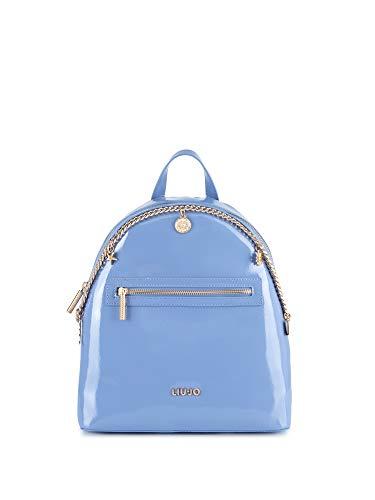 Liu Jo A19111E0004 Klein rucksack Frau Blau TU -