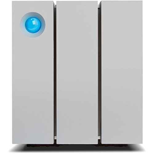 LaCie Thunderbolt 7200RPM External STEY8000100 - LaCie 2Big RAID 8TB Thunderbolt 2 7200RPM External Hard Drive (STEY8000100)