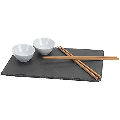 Set Sushi 7 pezzi- Set regalo per 2