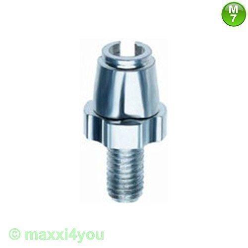 maxxi4you 2 Stück Kabelstellschraube für Bremshebel M7