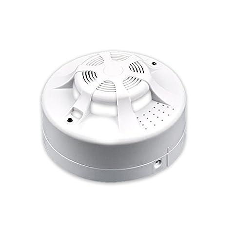 SZABTO Home-Security-Lösung Feueralarm Funk-Rauchwarnmelder für innere