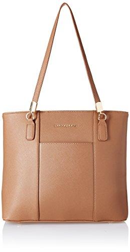 Lino Perros Women's Handbag (Brown) - B076HHC4R3