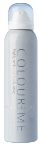 milton-lloyd couleur Me Spray Corporel, blanc 150 ml