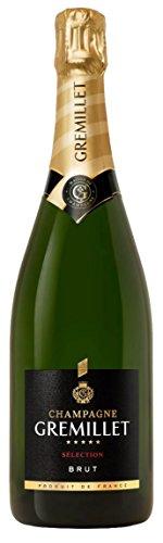 Champagne Gremillet Sélection Brut Nv. Champagne, France. (pinot Noir, Chardonnay) 6 X 75cl