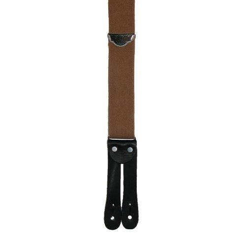 Welch - Bretelles -  Homme taille unique Beige - Peau